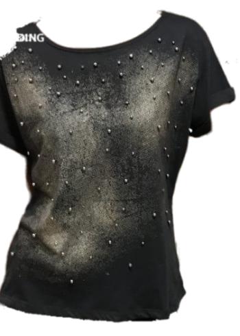 Punto T-Shirt Olivier Nero