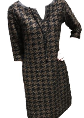 Punto jurk Bewski gold