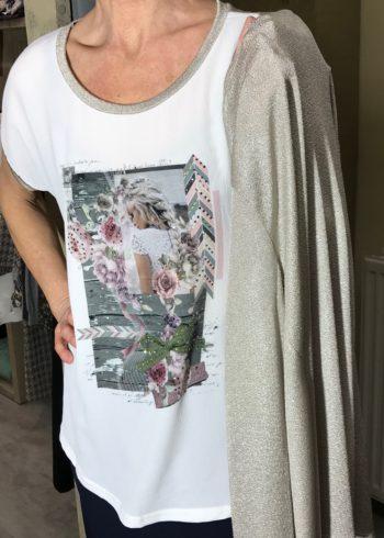Batida T-shirt 7172 € 52,95