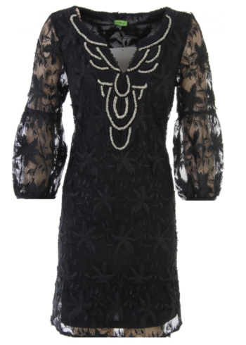 K-Design jurk L612 Black