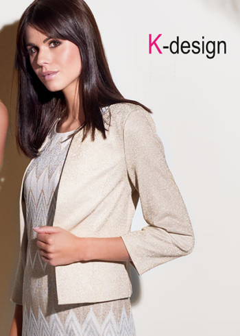 K-Design Jasje L616 Gold