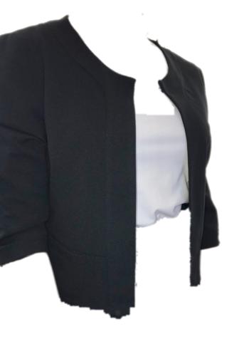 Punto Palermo vest Black