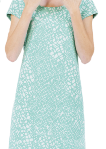 Enolah jurk Essen Spider , kleur Flori