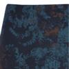 Zaps rok Saffa 023 Blauw met print