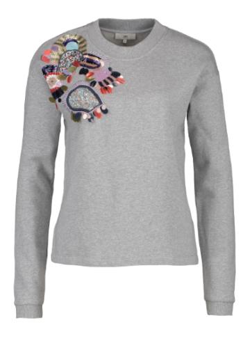 CKS sweater Marai , Grey Melee