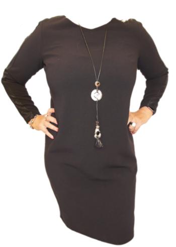 Zaps jurk Mercy 004 Black
