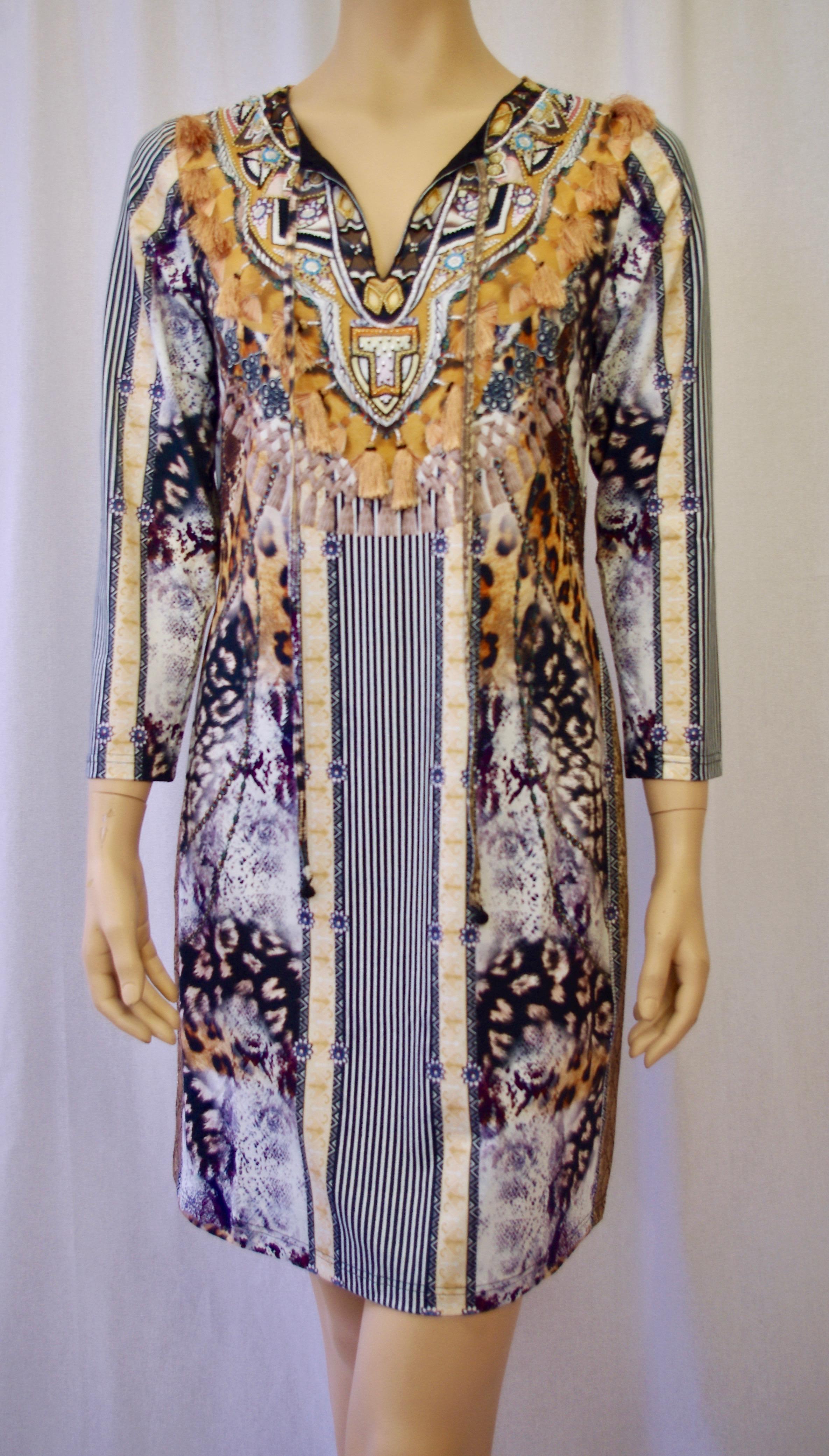 f131e292babef3 K-Design jurk M702 P655 – L-Fashion