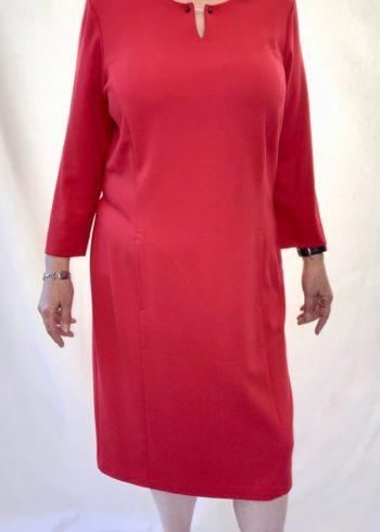 Verpass jurk 6004 Rood