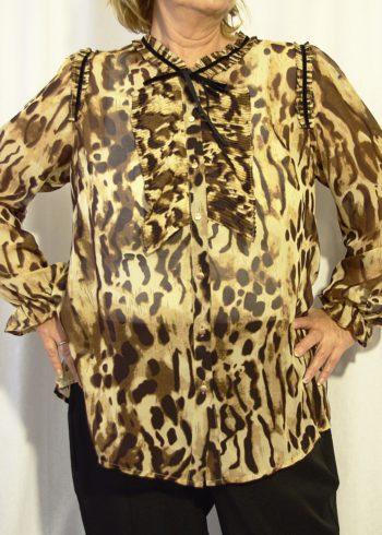 Zoey Bloes Leonora met tijgerprint 181