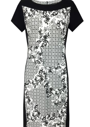 Georgedé Paris jurk A11993 P095