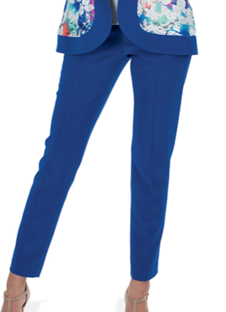 Georgedé Paris broek A41575 B200 Royal blauw