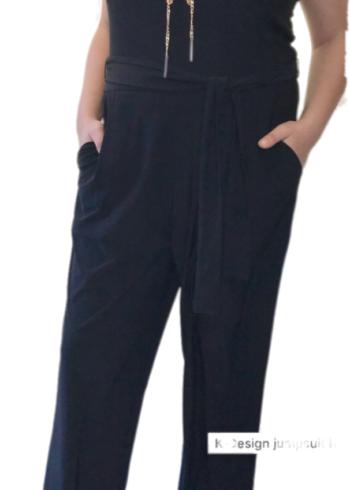 K-Design jumpsuit N900 Black,