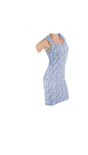 Enolah jurk Illios Purple