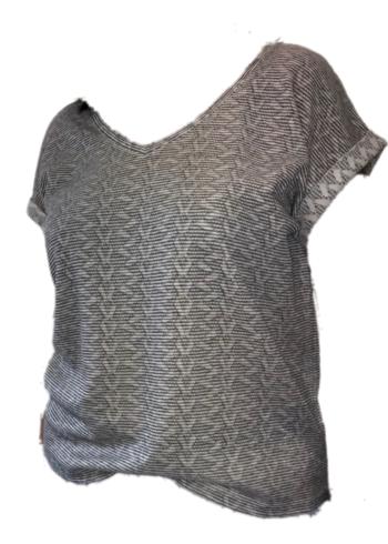 CKS T-Shirt Natalee Grey