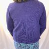 Enolah Cardigan Mochos Purple