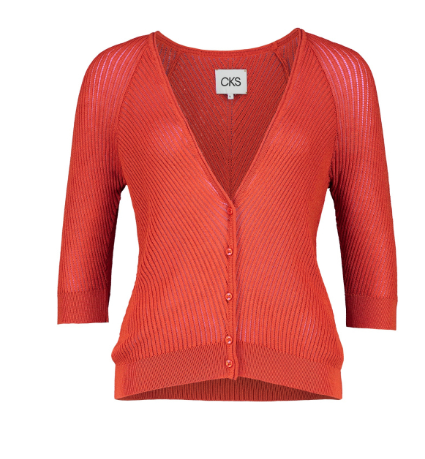 CKS Cardigan Neve , Summer Red