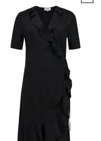Cks jurk Nadine , zwart