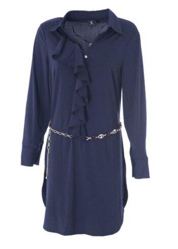 K-Design Dress O202 Navy
