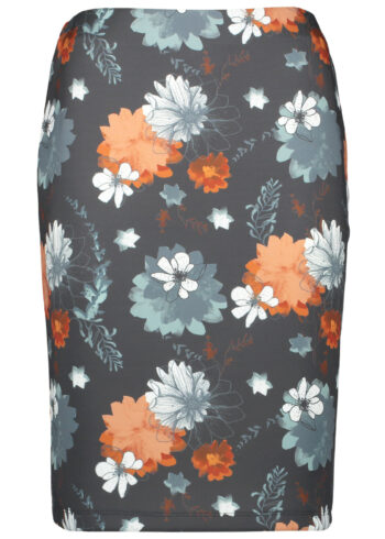 Taifun Skirt 411004 / 16607 Flower