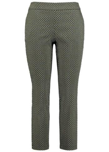 Samoon pants 320012 / 21318 Navy pattern