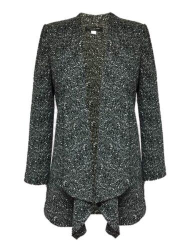 Georgedé Paris vest B22101 grey