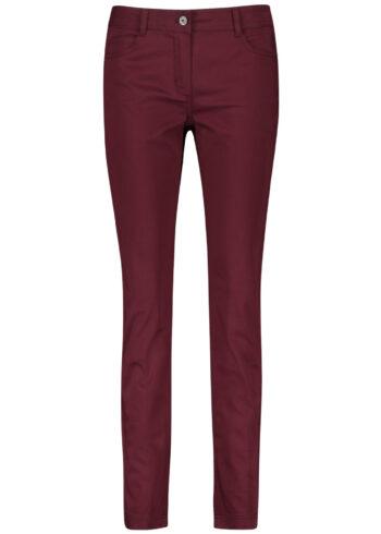 Taifun super skinny pants 420002 / 11220 Ruby Wine