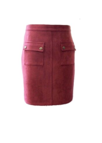Malvin Skirt 4827 Red Wine