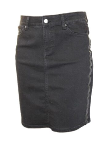 Malvin Skirt 4875 Black jeans