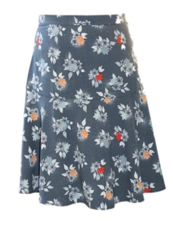 Taifun Skirt 410115 Flower