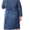 Open End  Dress 89001 Blue