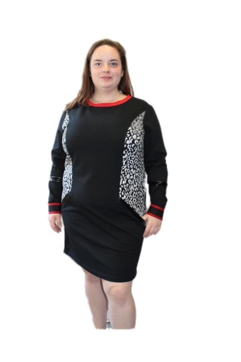 Maxima Dress 72934 Black