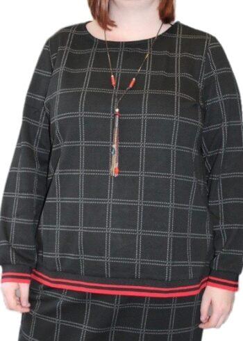 Samoon Pullover 371204 Black