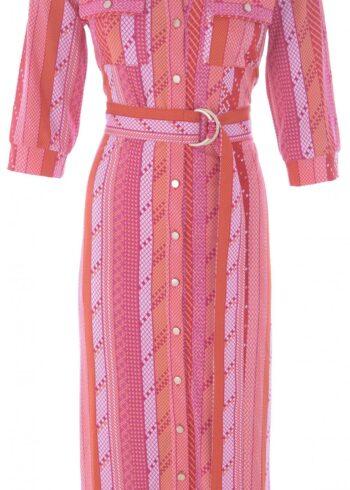 K-Design Maxi Dress Q100 P865