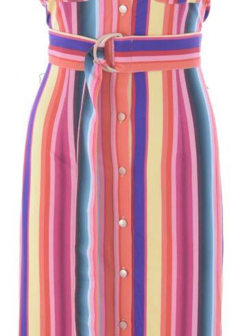 K-Design Midi Dress Q107 P866