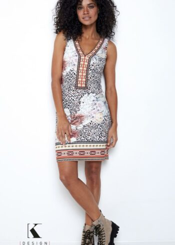 K-Design Dress Q751 P918