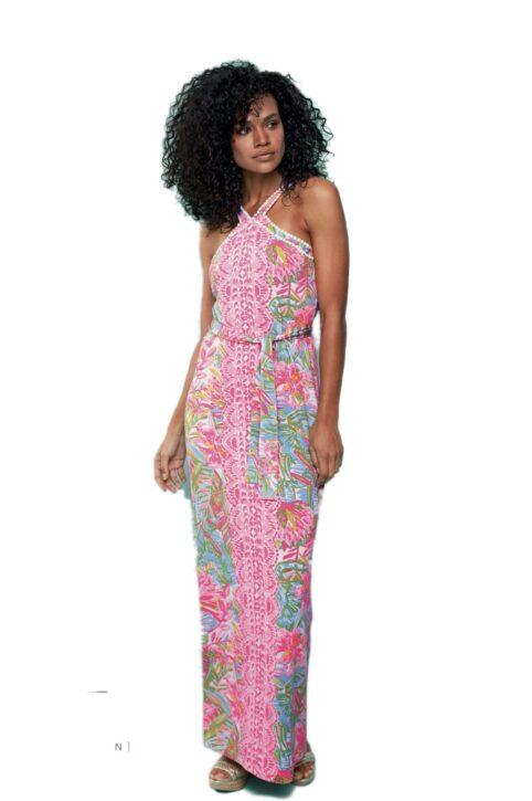 K-Design Maxi Dress Q104 P864