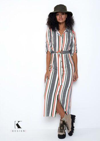 K-Design Maxi Dress Q800 P829