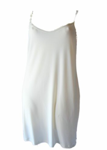 Donna Gi Dress D03/2698S white