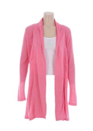 K-Design Cardigan lange mouwen N511 Pink