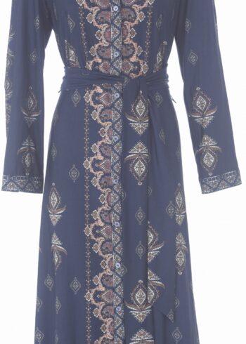 K-Design Maxi Dress R701 P955 Black