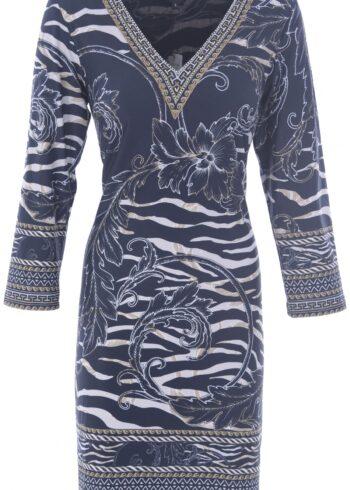 K-Design Dress R704 P957 Black