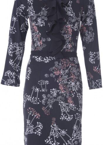 K-Design Dress R855 P992 Black