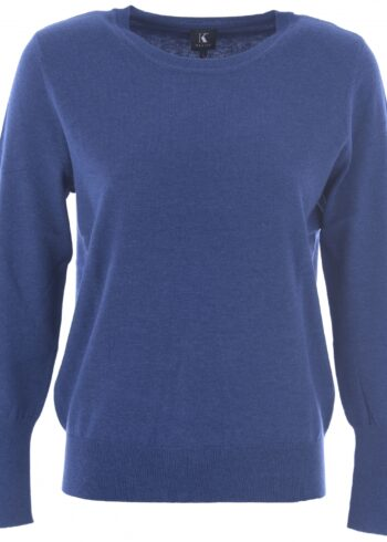 K-Design Pullover R512 True blue