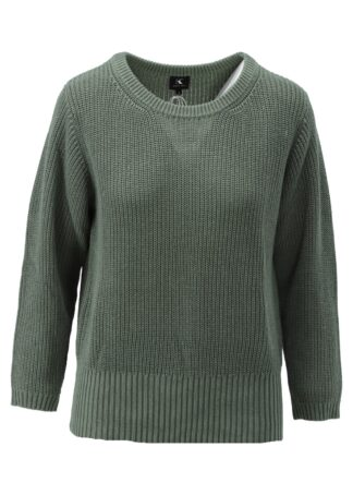 K-Design Pullover S513 Sea Spray