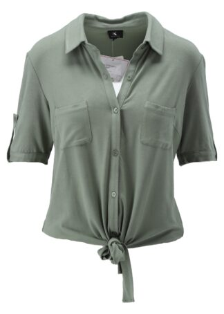 K-Design Blouse S933 sea spray