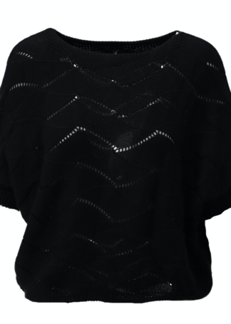 K-Design sweater S510 Black